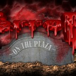 Terror on the Plaza-Concept Logo, Bloody-Grave