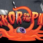 Terror on the Plaza-Concept Logo, Eyeball-Monster