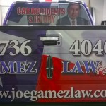 Gamez-Law_Truck-Wrap-SanAntonio_Lincoln-Mark-LT06