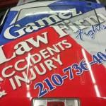 Gamez-Law_Truck-Wrap-SanAntonio_Lincoln-Mark-LT12