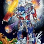 Optimus Prime Color