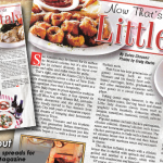 PrimeTime Newspapers_ Que Pasa Magazine - Little Italy. With some decent photography_imagey, page layout can be a pretty fun task!