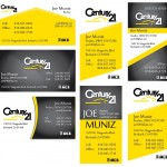 Real Estate Business Cards - Joe Muniz