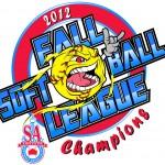 2012 Fall Softball League Champions - Amateur Softball Association